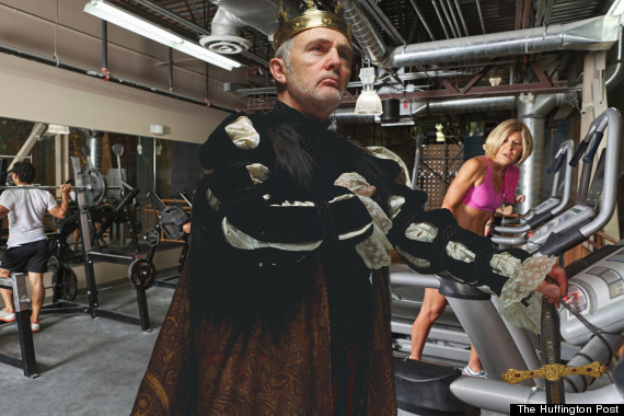 lord of the gym