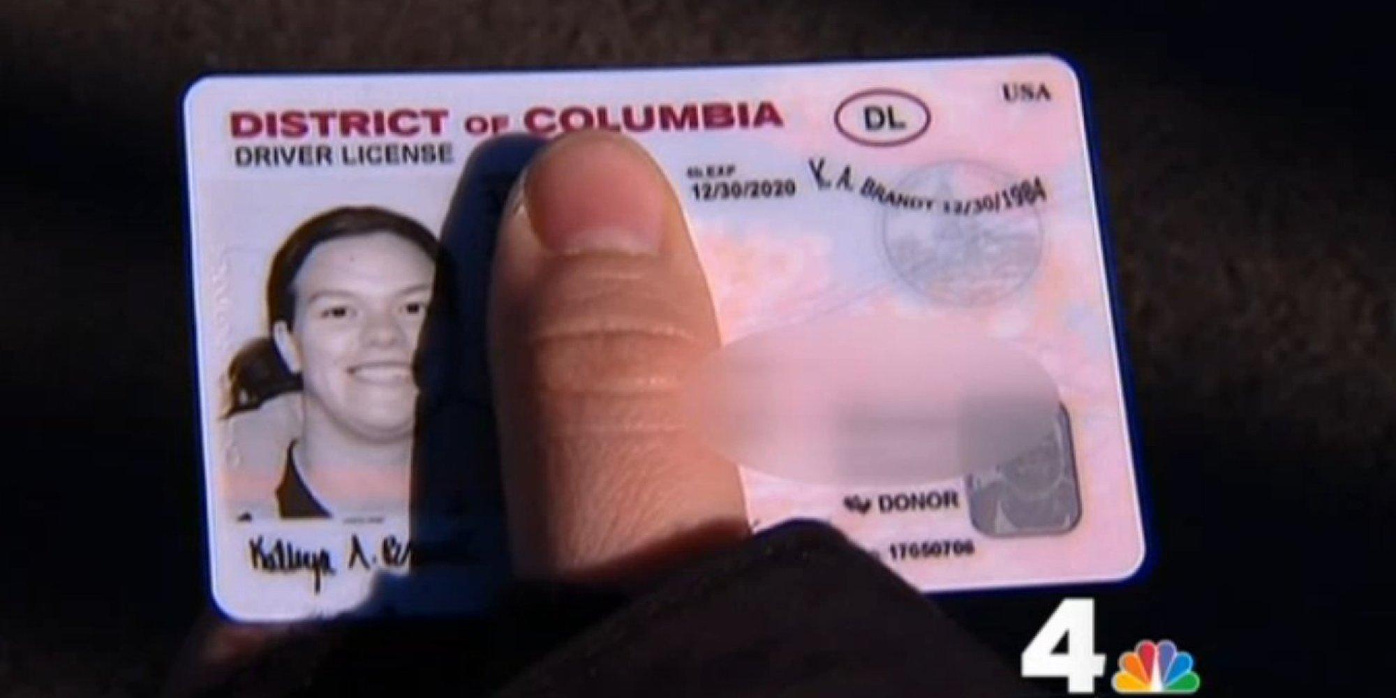 Dc License Washington Washington Drivers Dc License Dc Drivers
