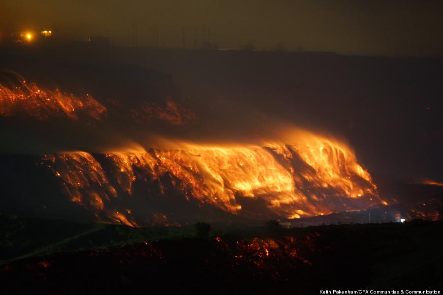 australia coal mine fire 3