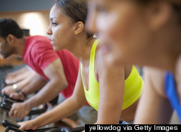 My Soul-Wrenching Experience At Spin Class