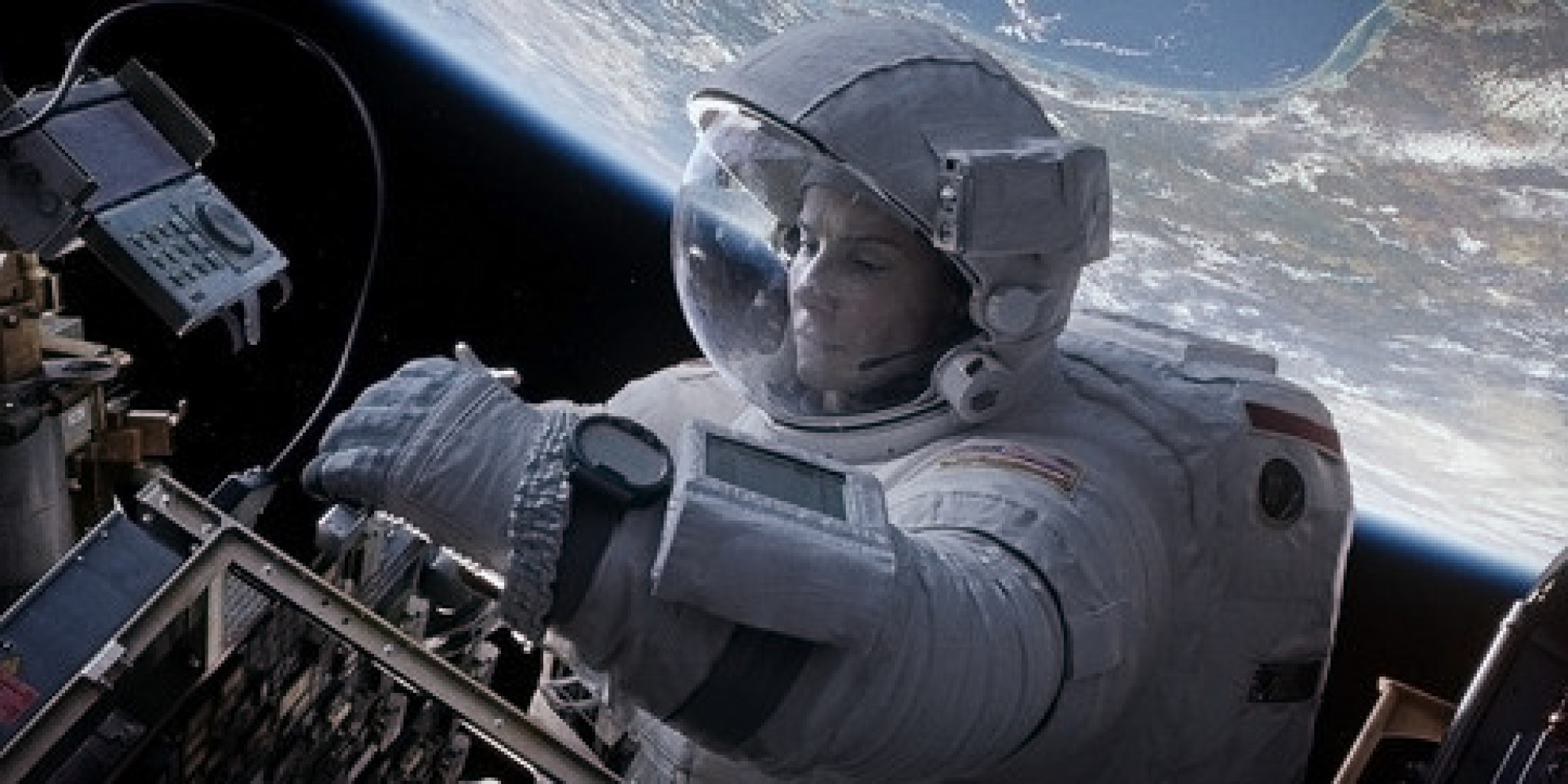 astronaut from gravity - photo #8