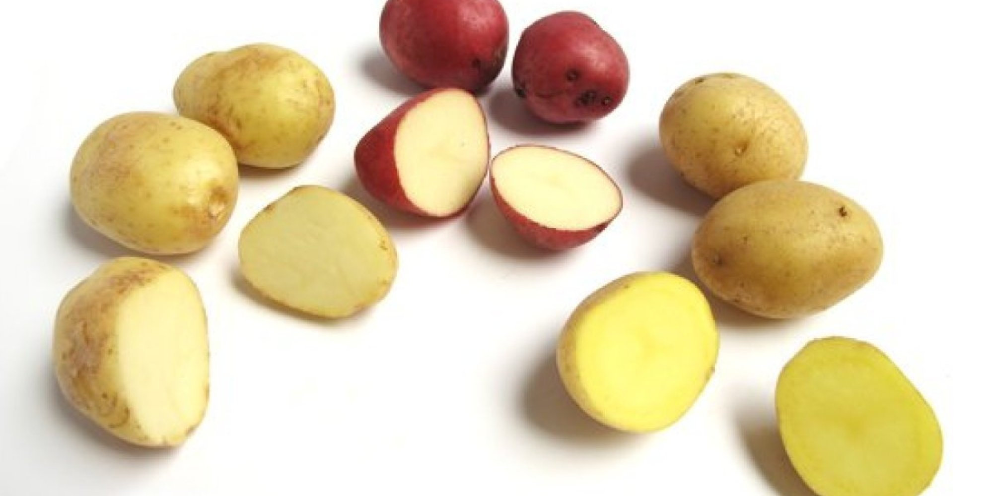 Image gallery list types of potatoes - What to do with potatoes ...