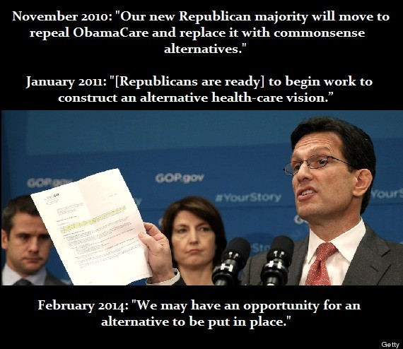 cantor alternative obamacare