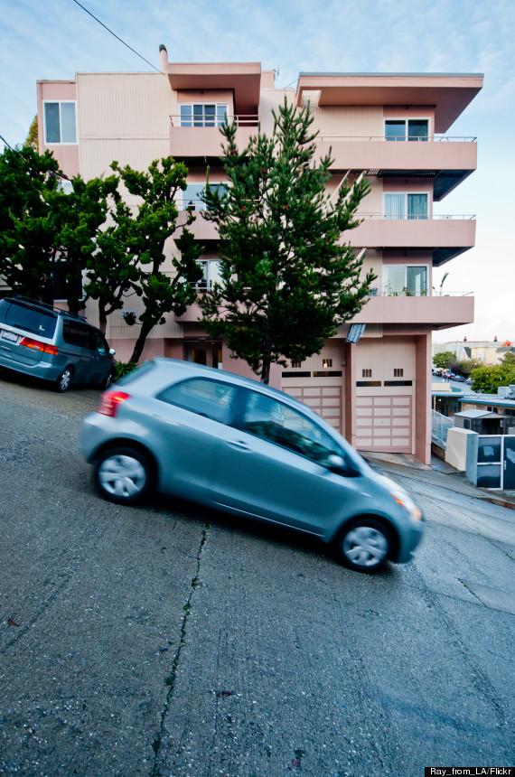 22nd street san francisco steep