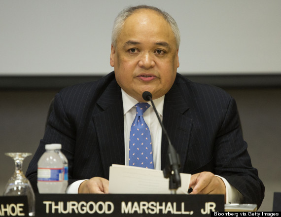 thurgood marshall jr