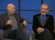 Sirs Ian McKellen And Patrick Stewart Grace Seth Meyers With Their Presence