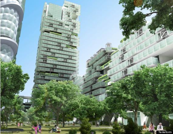 apt towers