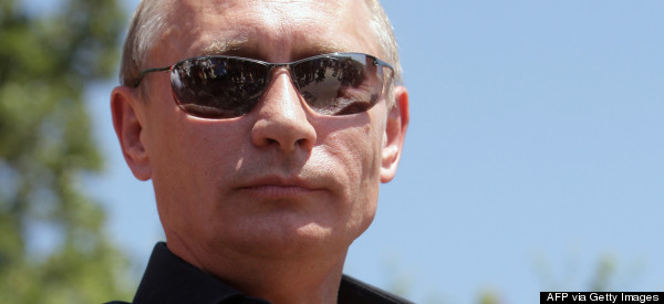 Putin's 'Holy Russia' Goes to War