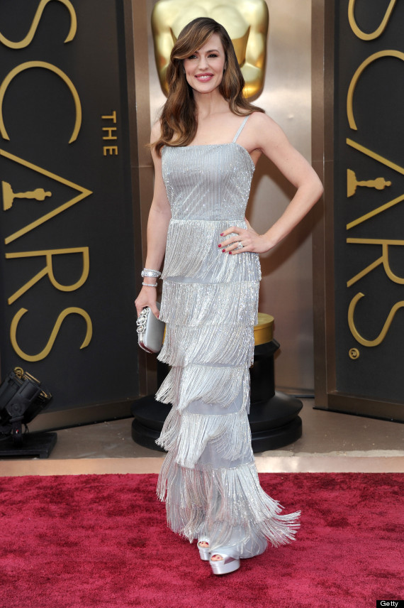 jennifer garner oscar dress 2014