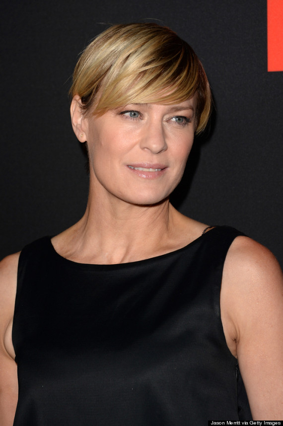 everyone at the oscars looked like claire underwood from