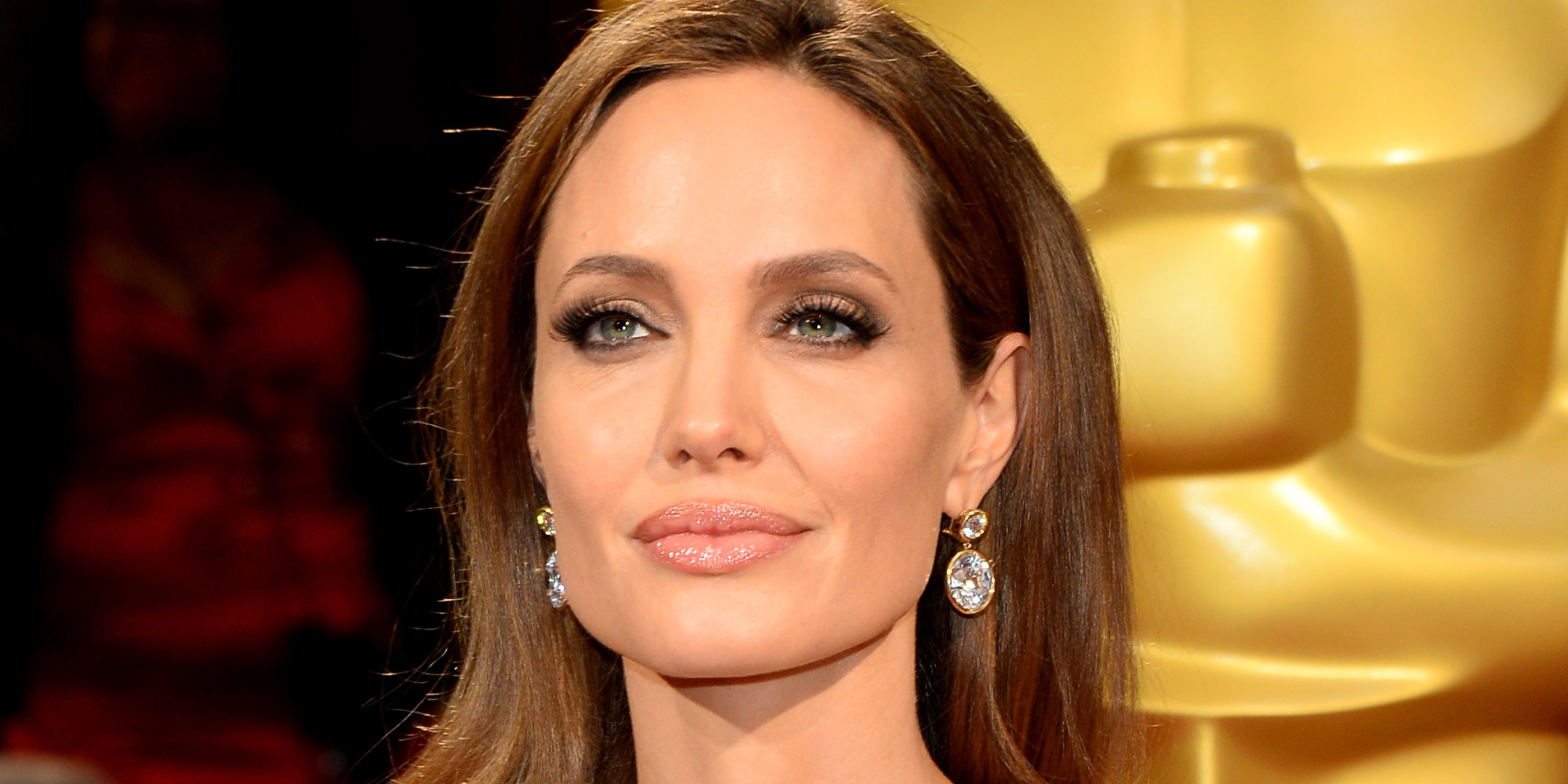 Angelina Jolie's Oscar Dress 2014 Is Beyond Breathtaking (PHOTOS ...