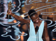 Lupita Nyong'o, Best Supporting Actress Oscar Winner At 86th Annual Academy Awards