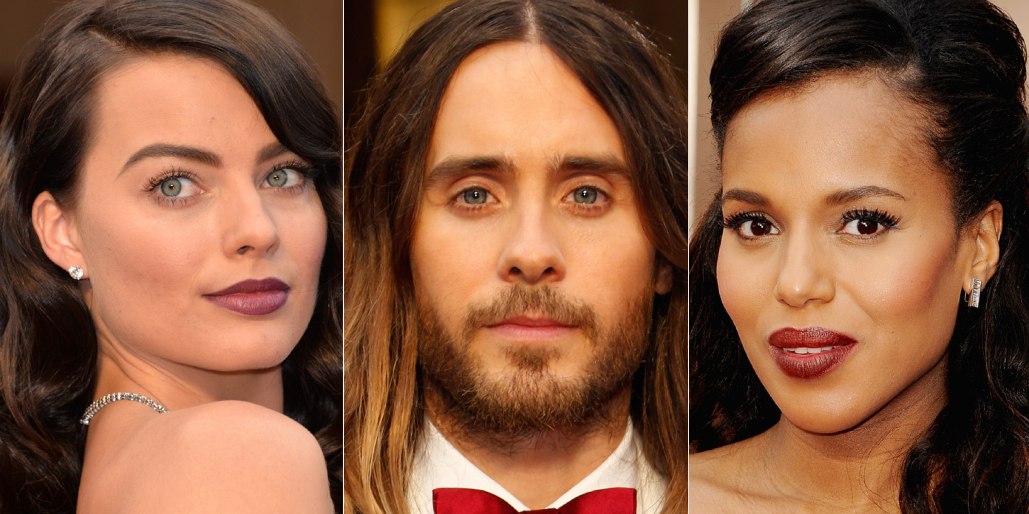 Oscars 2014 Hair And Makeup Was Full Of Many Surprises