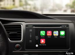 Apple 'CarPlay' Brings iOS To Your Ferrari (Or Volvo)