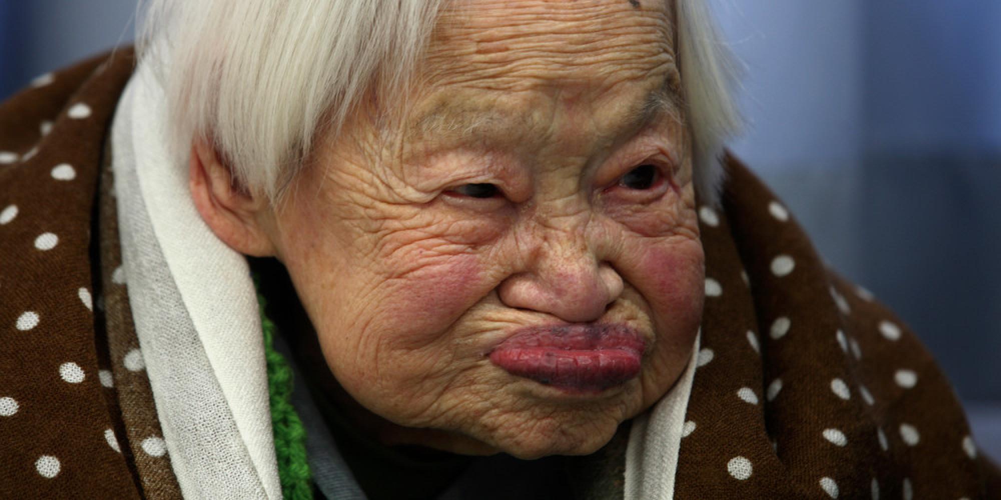 Фото старой бабушки 22 фотография