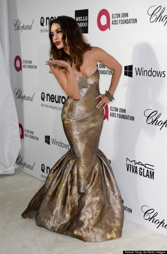 vanessahudgens my only  Vanessa Hudgens Oscars 2014