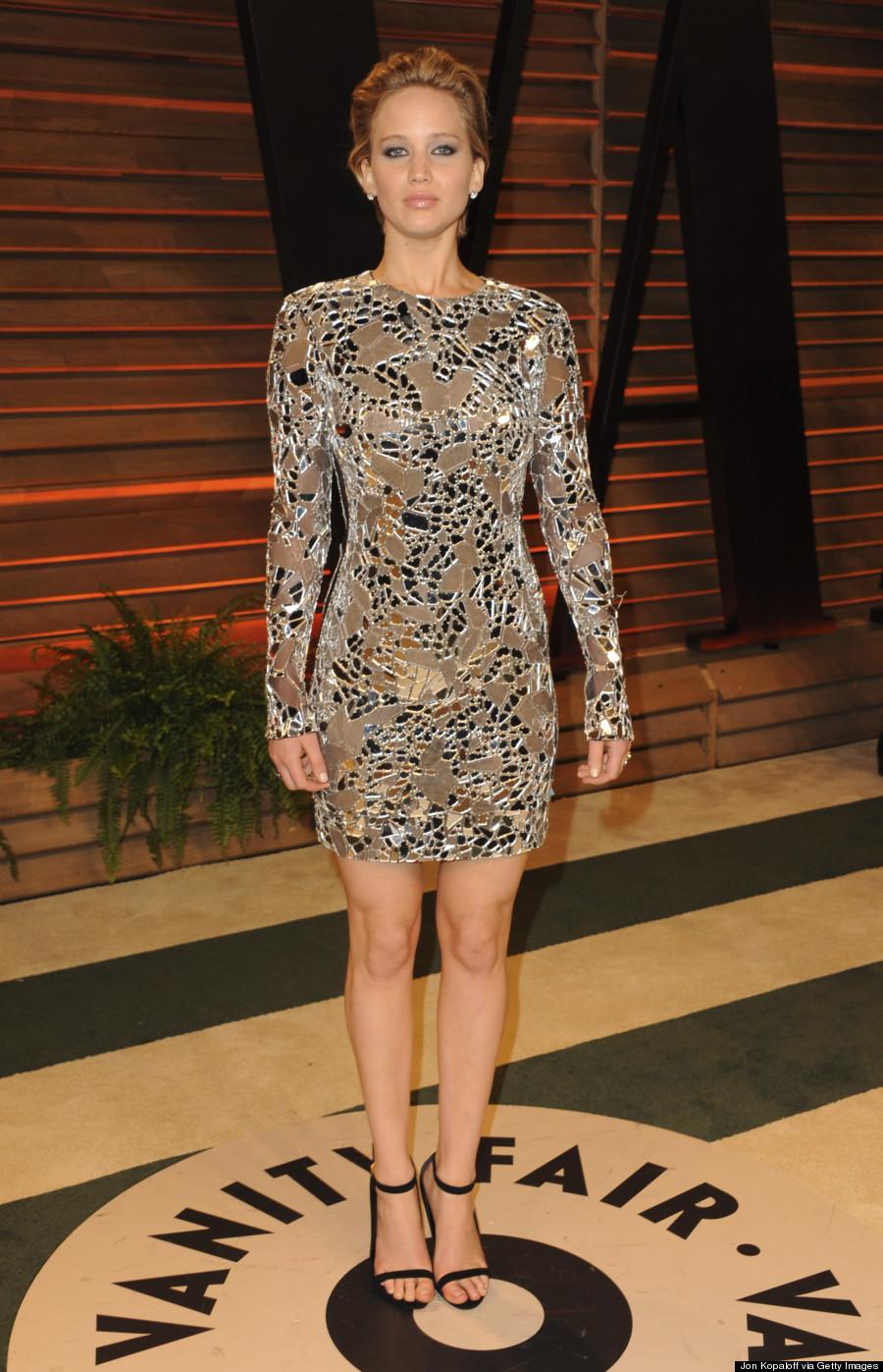 Jennifer lawrence oscars 2014 after party