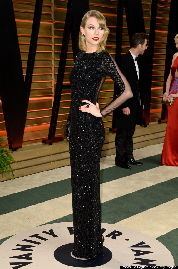 taylor swift oscars vanity fair