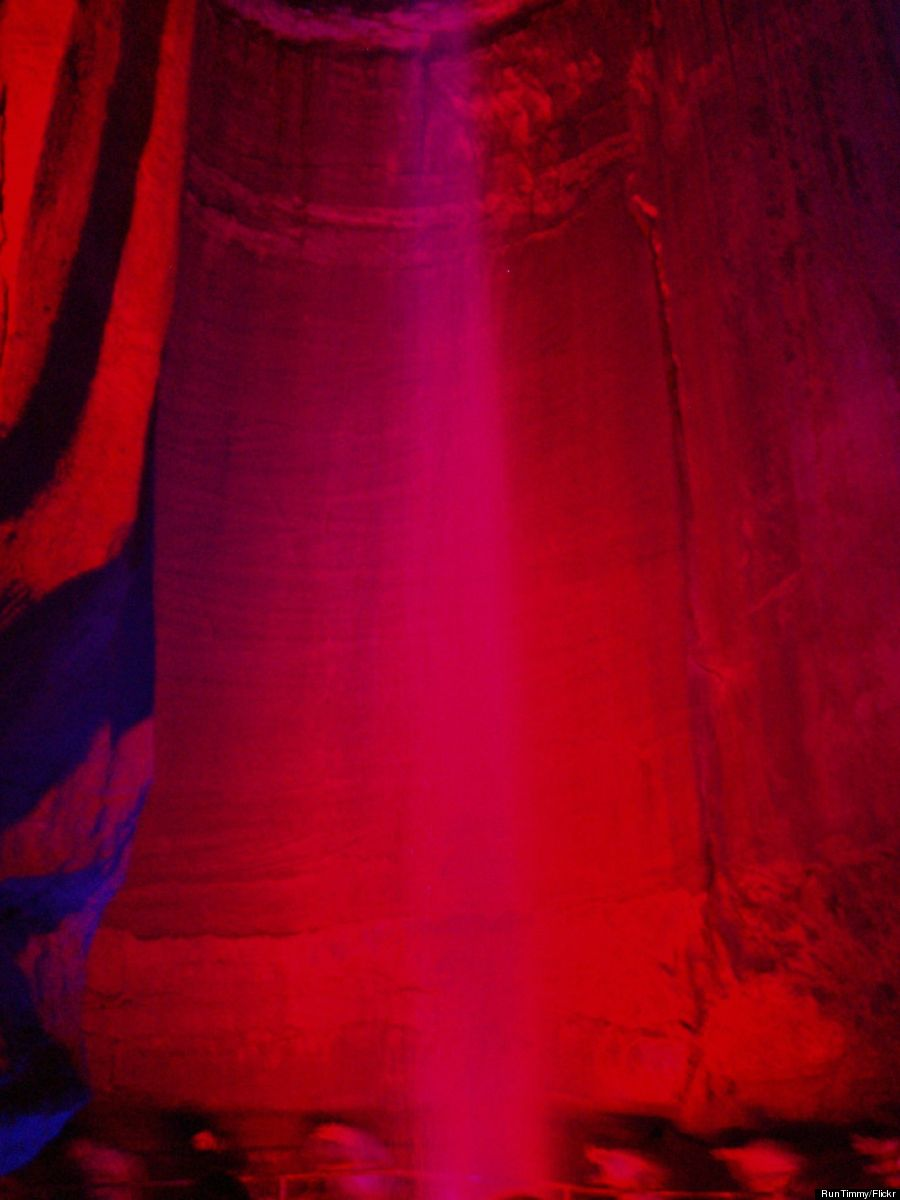 ruby falls tennessee
