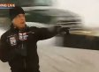 Fox Reporter Buried By Snow Plow