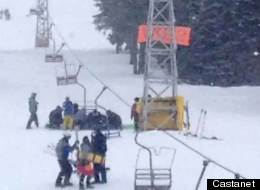 Skiers Recount Terrifying Chairlift Break
