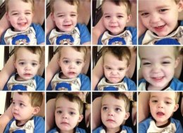 55 Toddlers Who Were Not Satisfied With Their First Selfies