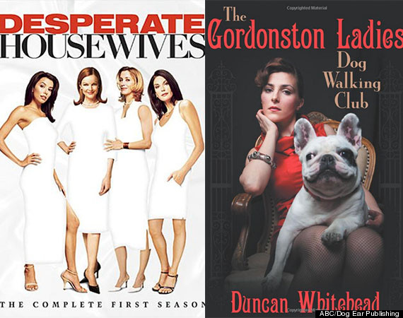 Desperatehousewivesgordonston You Should Read The Gordonston Ladies Dog Walking Club