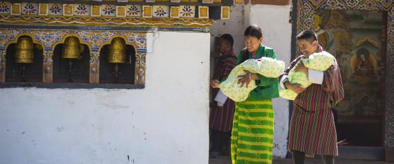 BHUTANESE PHALLUS WORSHIP