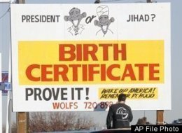 Obama Hawaii Birth Certificate