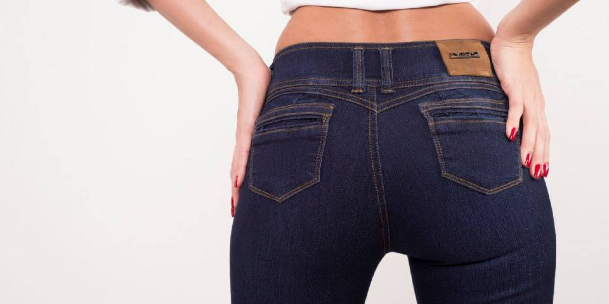 push up jeans are a thing that exist photos. Black Bedroom Furniture Sets. Home Design Ideas