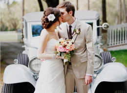 How To Add A Touch Of Vintage Chic To Your Big Day