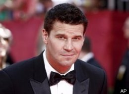David Boreanaz Rachel Uchitel. Get Entertainment Alerts