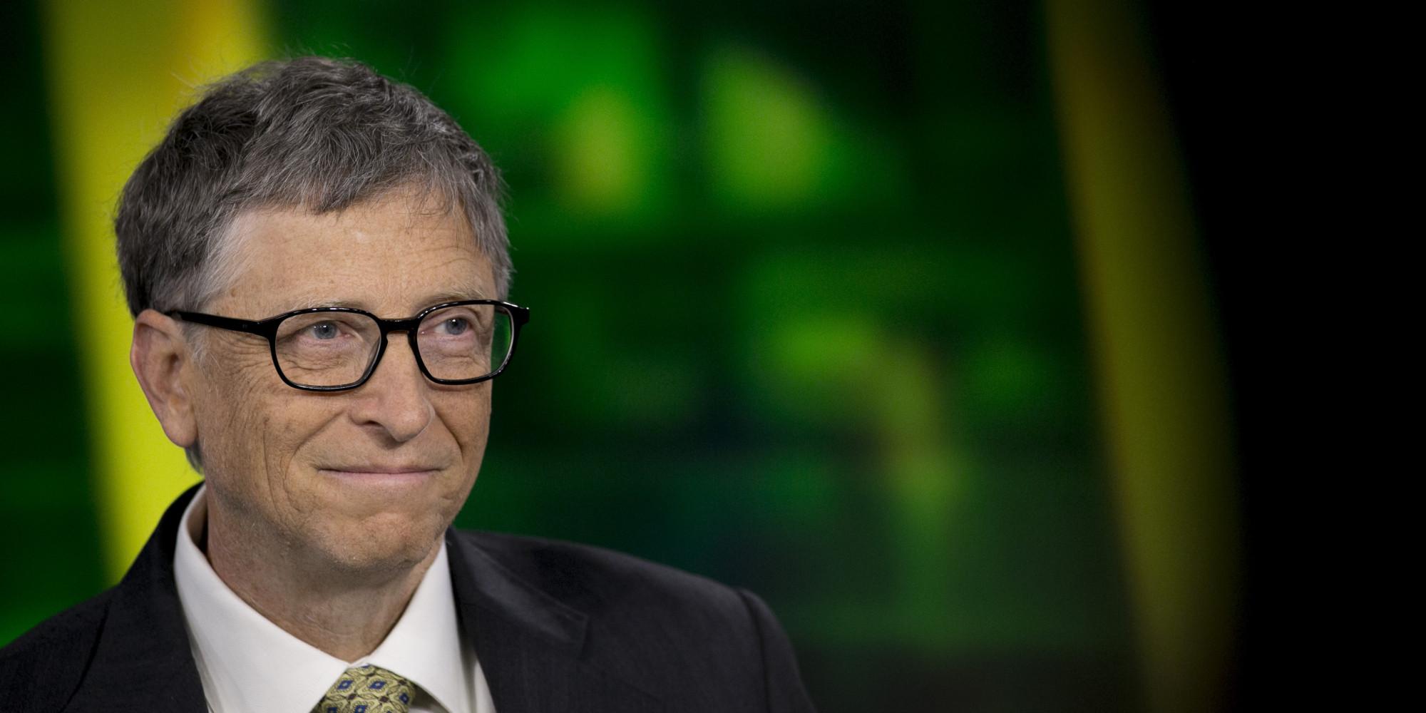 5 أمور لا تعلمها عن مؤسس مايكروسوفت بيل غيتس 2