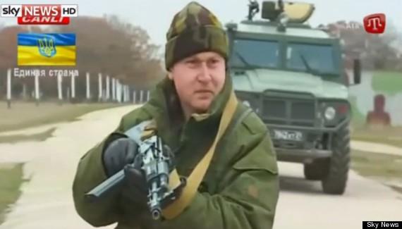 ukraine russia stand off