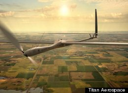 Facebook To Buy Solar-Powered Drone Company?