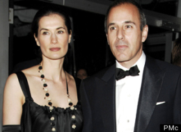 Matt Lauer Divorce