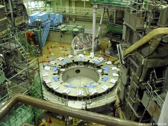 nueva central nuclear de tokamak