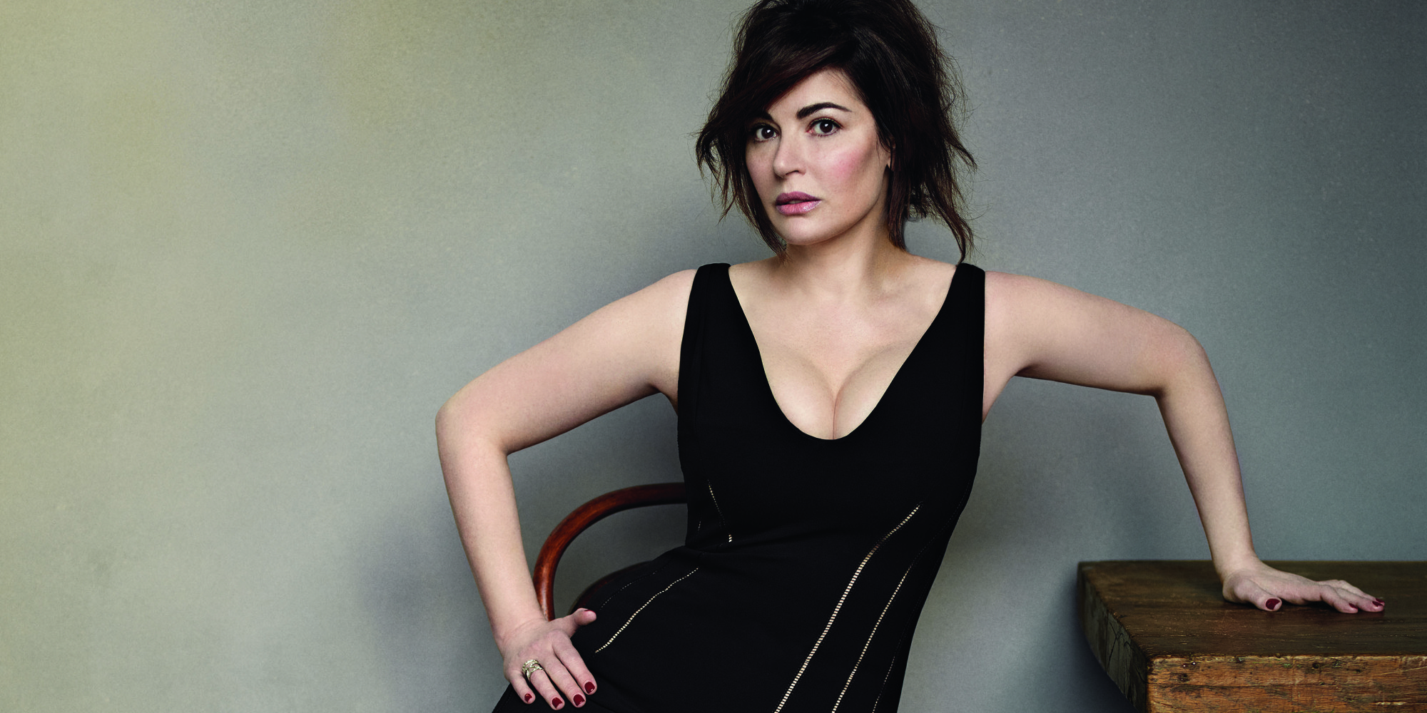 Nigella lawson talks dirty