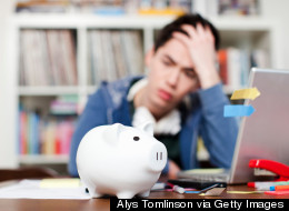 Half Of Canadian Students Will Run Out Of Money Before Year's End