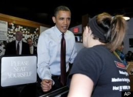 Obama Wings Hottie