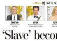 Newspaper Publishes Astoundingly Racist '12 Years A Slave' Headline