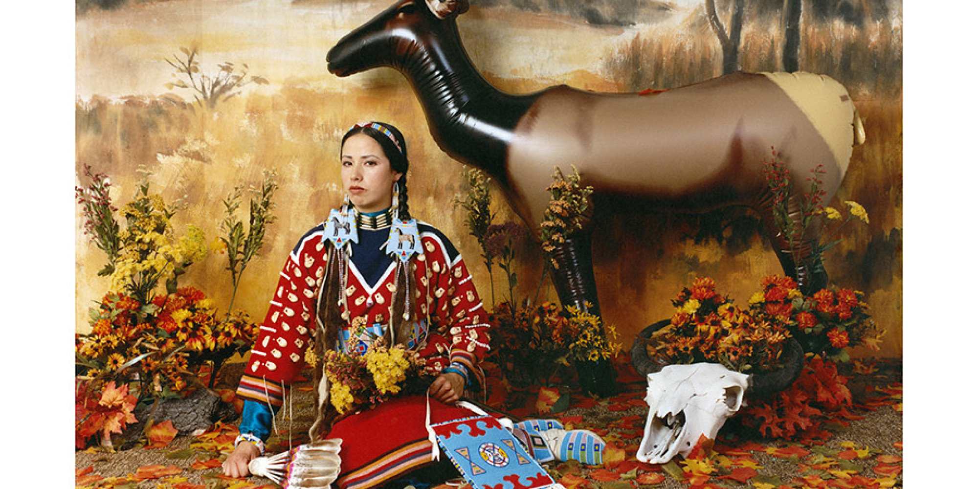 11 Powerful Artworks That Reveal The Diversity Of Contemporary American Indian Art
