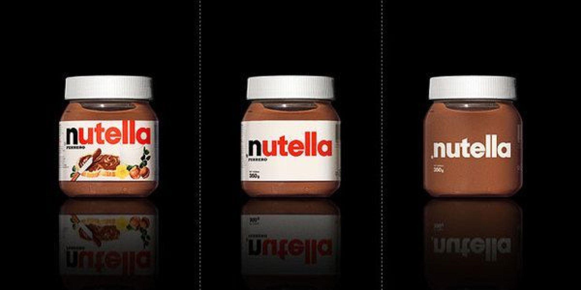 14 logos et emballages simplifi s photos for Design minimalista