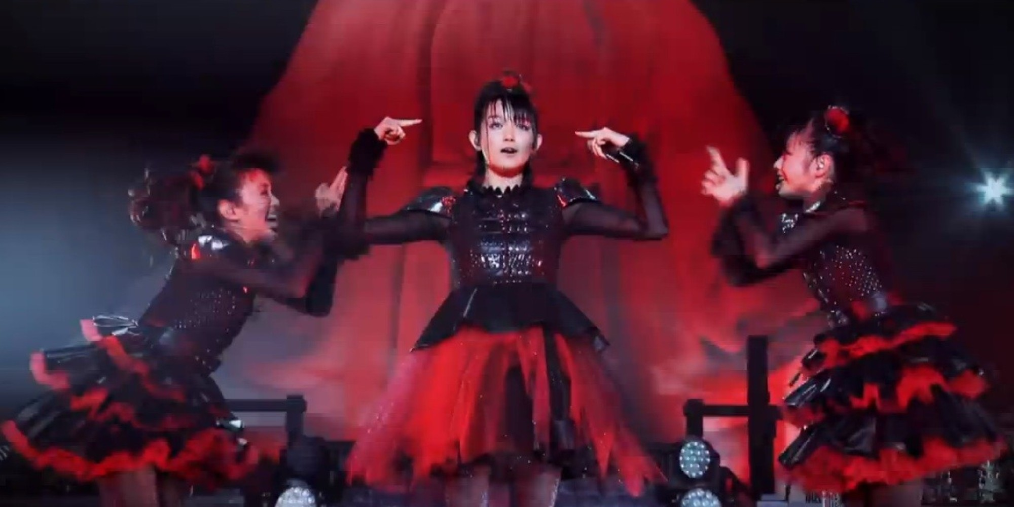 Babymetal: Japan's Cute Heavy Metal Band Releases New ...