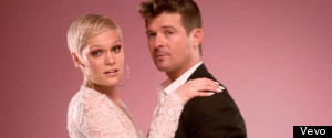 Robin Thicke And Jessie J