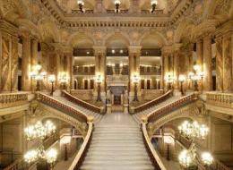 le palais garnier et le ballet de l 39 op ra de paris vus de l 39 int rieur. Black Bedroom Furniture Sets. Home Design Ideas