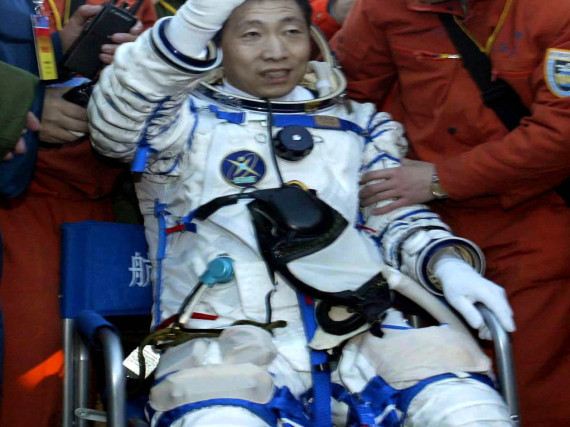 China Astronaut Dog Meat