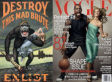 Uncovered: Possible Inspiration For Controversial LeBron James <em>Vogue</em> Cover