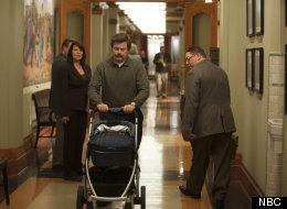 Ron Swanson Takes On Fatherhood