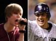 Baseball Players Love Justin Bieber
